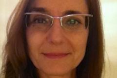 Dott.ssa Lucia Caimmi, psicologa psicoterapeuta, socia e membro del Direttivo Sipem Sos Marche