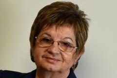 Dott.ssa Elsa Marcaccini, psicologa psicoterapeuta a indirizzo psicoanalitico. Formatrice e supervisore in istituzioni sociosanitarie. Esperta in patologia delle dipendenze. Già dirigente psicologo e responsabile del Servizio per il Gioco d'Azzardo Patologico in un'ASL torinese
